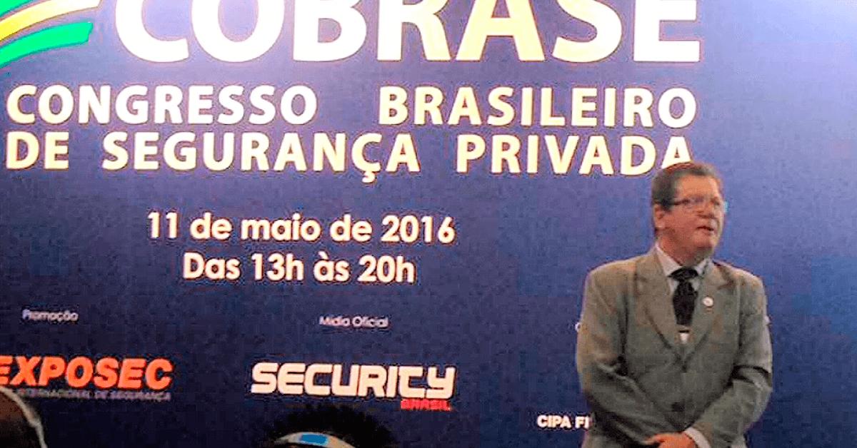 COBRASE - CONGRESSO BRASILEIRO DE SEGURANÇA PRIVADA