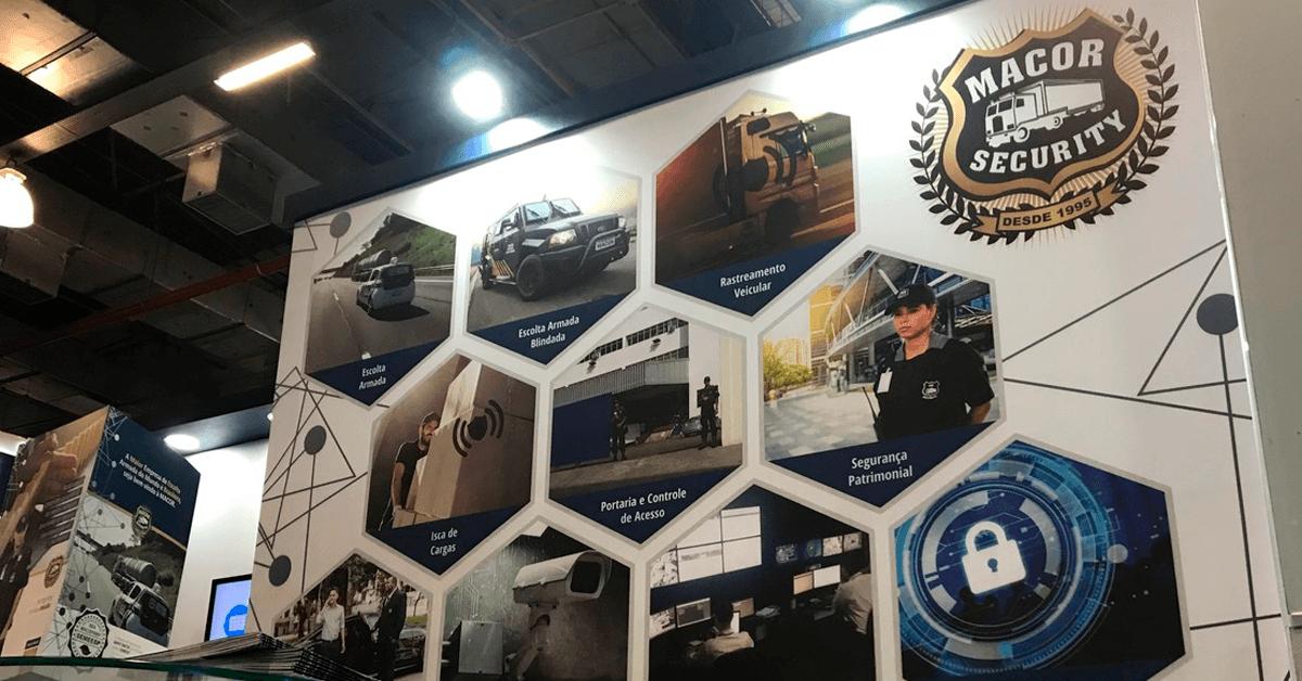 GRUPO MACOR NA ISC BRASIL 2019
