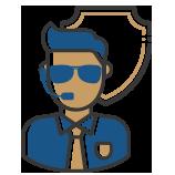 Ícone de Segurança Pessoal