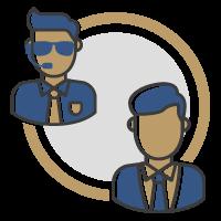 Ícone - Compatibilidade entre Protetor e Protegido