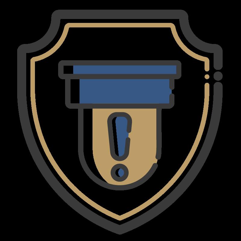 Ícone - Planos de Contingência e Emergência