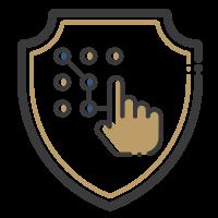Ícone - Rigorosos Padrões de Segurança
