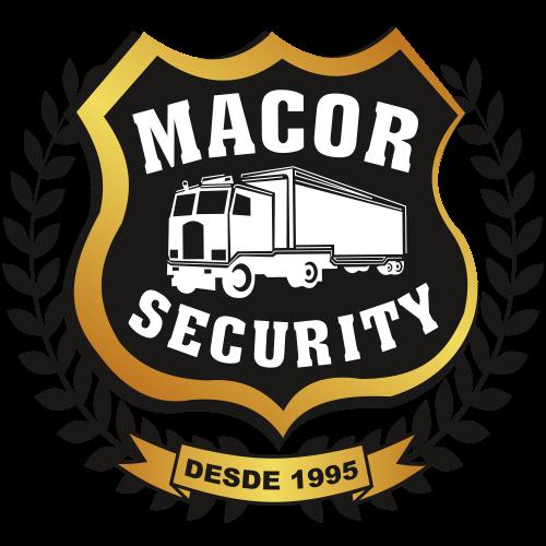 Logo do Grupo Macor - Soluções em Segurança