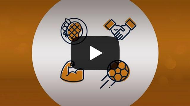 Miniatura com ícone de play do vídeo: Grupo Macor - Vídeo Institucional - Desde 1995, referência em segurança privada!