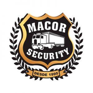 Logo Macor Segurança antigo