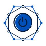 Ícone Sistema de monitoramento e alarmes