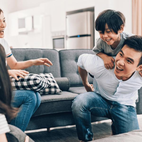 Dicas de segurança para uma casa mais segura para crianças